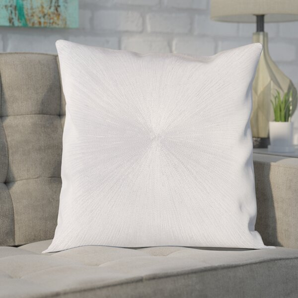 Baran 100% Cotton Pillow Cover by Wade Logan
